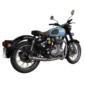 "Ponteira Torbal Royal Enfield 3"" Corte Lateral"