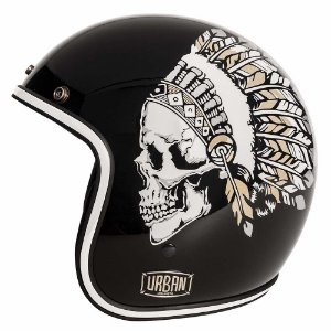 Capacete Urban Tracer Indian - tam 60