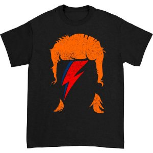 Camiseta Cantor Rock Arte David Bowie