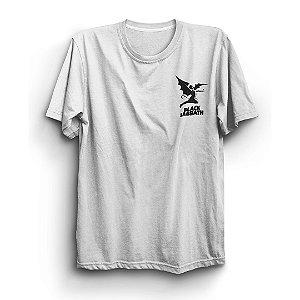 Camiseta Black Sabbath Logo Pequeno