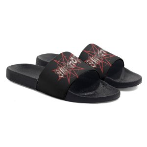 Chinelo Slide Logo Banda Slipknot