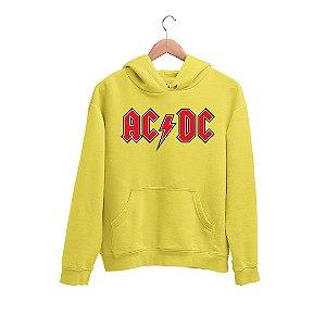 Moletom Canguru Banda Rock AC/DC