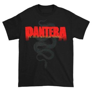 Camiseta Básica Banda Pantera Thrash Metal GST
