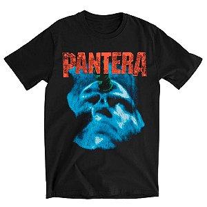 Camiseta Básica Banda Pantera Thrash Metal 3 Far Beyond Driven World Tour