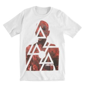 Camiseta Básica Banda Rock Linkin Park Burn It 2012 Tour