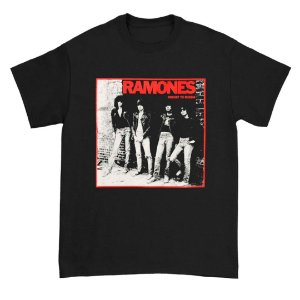 Camiseta Básica Banda Rock Ramones Rocket To Russia