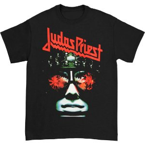 Camiseta Básica Banda Heavy Metal Judas Priest Hell Bent