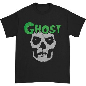 Camiseta Básica Banda Heavy Metal Misfits Tribute
