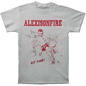 Camiseta Básica Banda Post-Hardcore Alexisonfire Varsity