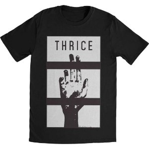Camiseta Básica Banda Post-Hardcore Thrice Slip Away