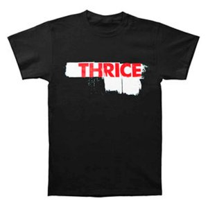 Camiseta Básica Banda Post-Hardcore Thrice