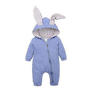 macacão infantil coelho de páscoa