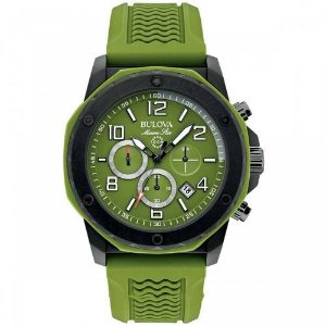 Relógio Bulova Cronógrafo WB31783G *Marine Star