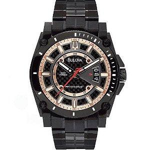 Relógio Bulova Precisionist Wb31014z  98b143