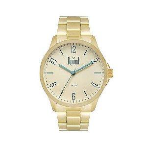 Relógio Dumont Berlim Dourado Du2035lvu/4x