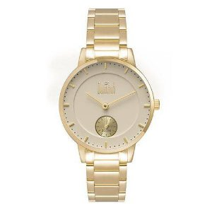 Relógio Dumont Feminino Ref: Duvd78ca/4d Social Dourado
