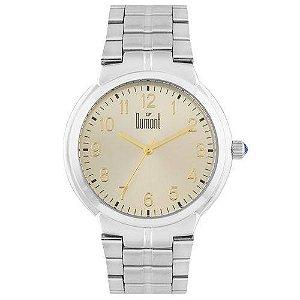 Relógio Dumont London DU2035LUN/3D Prata