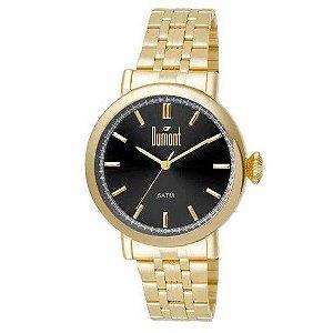 Relógio Dumont Unissex Analógico Du2035lsy/4p
