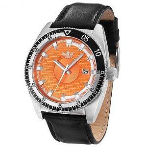Relógio Adidas Masculino Analógico Pulseira de Couro WA30570J