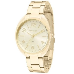 Relógio Technos Feminino 2035mcf/4x - Dourado