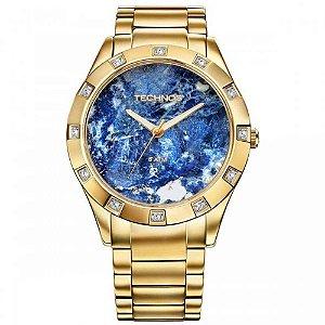 Relógio Technos Feminino Stone  Sodalita 2033AA/4A