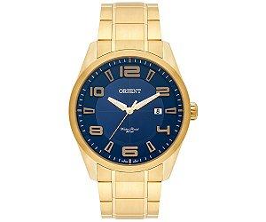 Relógio Orient Dourado MGSS1131-D2KK
