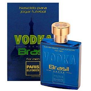 Vodka Brasil Azul