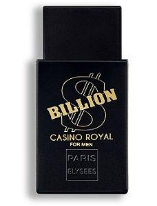 Perfume Billion Casino Royal EDT 100ml Paris Elysees