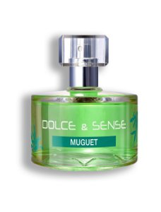 Perfume Dolce & Sense MUGUET EDP Paris Elysees - 60ML