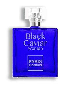 Perfume Black Caviar Woman EDT 100ml Paris Elysees