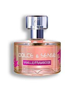 Perfume Dolce & Sense VANILLE/FRAMBOISE EDP Paris Elysees - 60ML