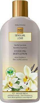 Paris Elysees Dolce & Sense Sensual Love - Loção Hidratante Corporal 200ml