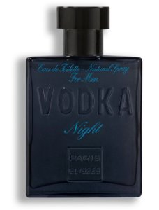 Perfume Vodka Night EDT 100ml Paris Elysees