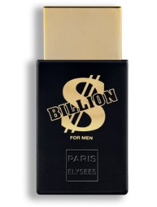 Perfume Billion For Men EDT Paris Elysees -  100ml