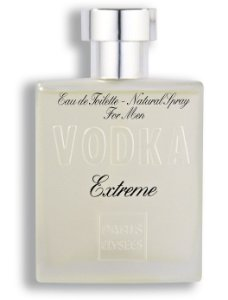Perfume Vodka Extreme EDT Paris Elysees -  100ml