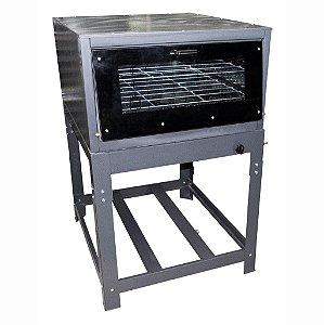 Forno Industrial Ômega com Cavalete Alta Pressão