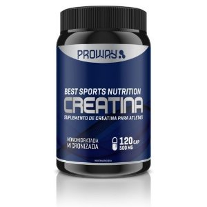 Creatina 120 Caps 500mg