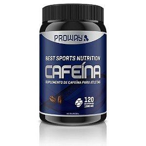 Cafeína 120 Comprimidos 1300mg