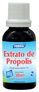 EXTRATO DE PROPOLIS 30 ML
