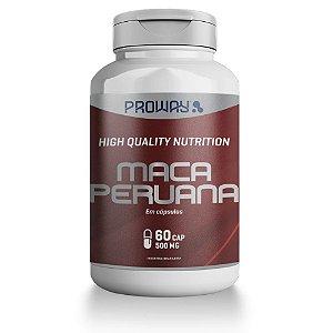 MACA PERUANA  - 60 CAPS - 500MG