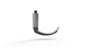 Lâmina individual reutilizável para vídeo laringoscópio BESDATA