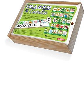Imagem e Escrita - Jogo para Alfabetização