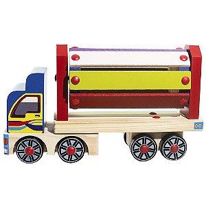 Caminhão de Madeira - Sonoro