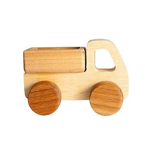 Coleção Mini Transportes - Caminhão Caçamba