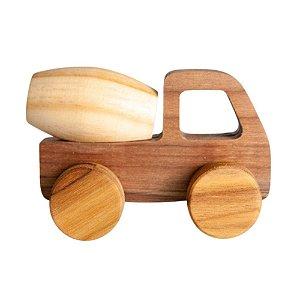 Coleção Mini Transportes - Betoneira
