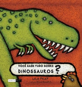 Você sabe tudo sobre dinossauros?