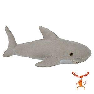 Bicho de Pelúcia - Tubarão branco