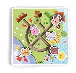 Labirinto no campo - Brinquedo Educativo