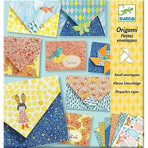 Kit Papéis para Dobradura (Origami) - Envelopes