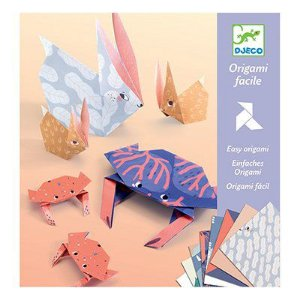 Kit Papéis para Dobradura (Origami)- Família